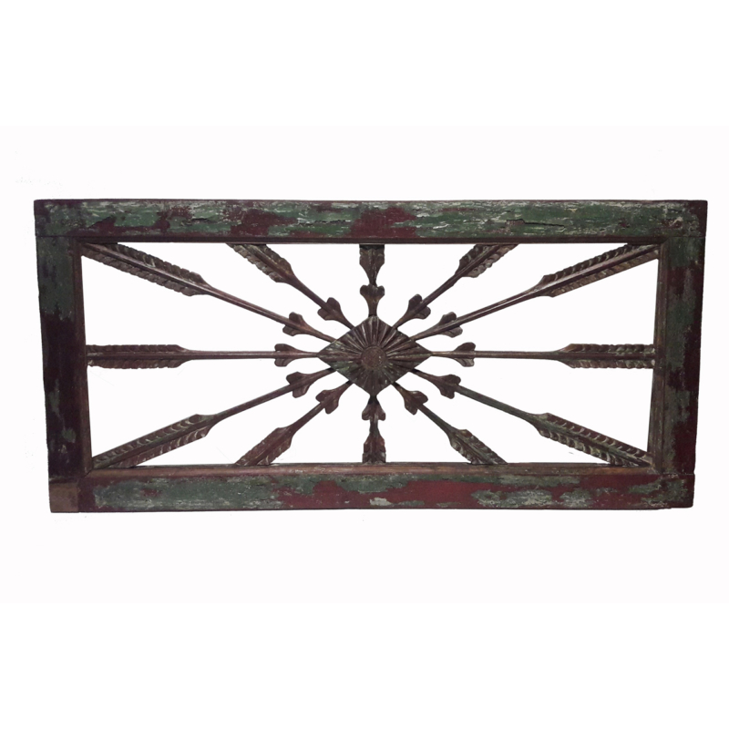 Antique Screen Panel