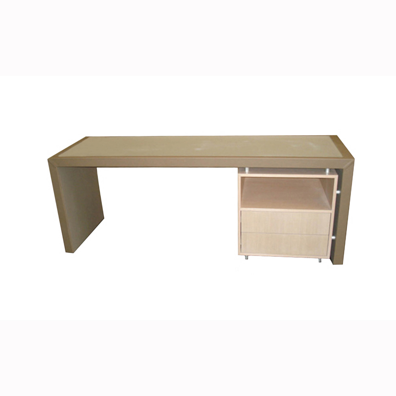 VW Upholstered Desk