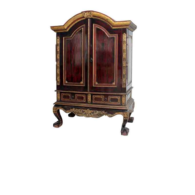 Dutch Colonial Cabinet, Early 20th Century