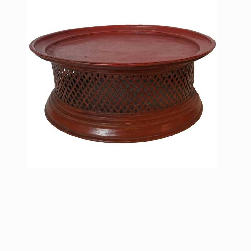 Lattice Table Stand