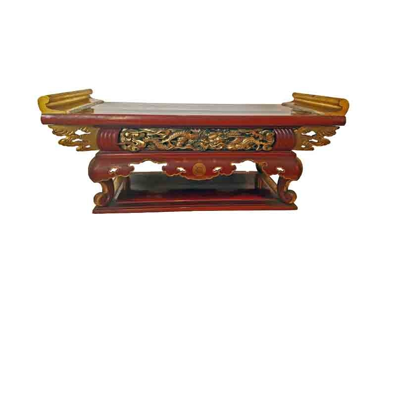 Japanese Altar Table, Meiji Period, 19th Century