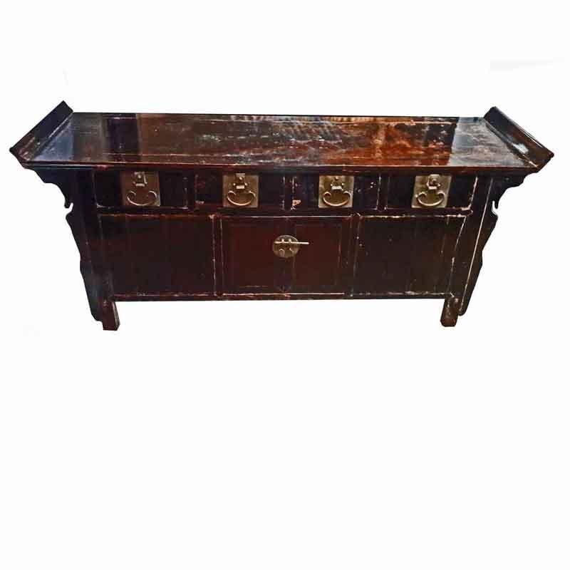 19th Century Coffer Cabinet