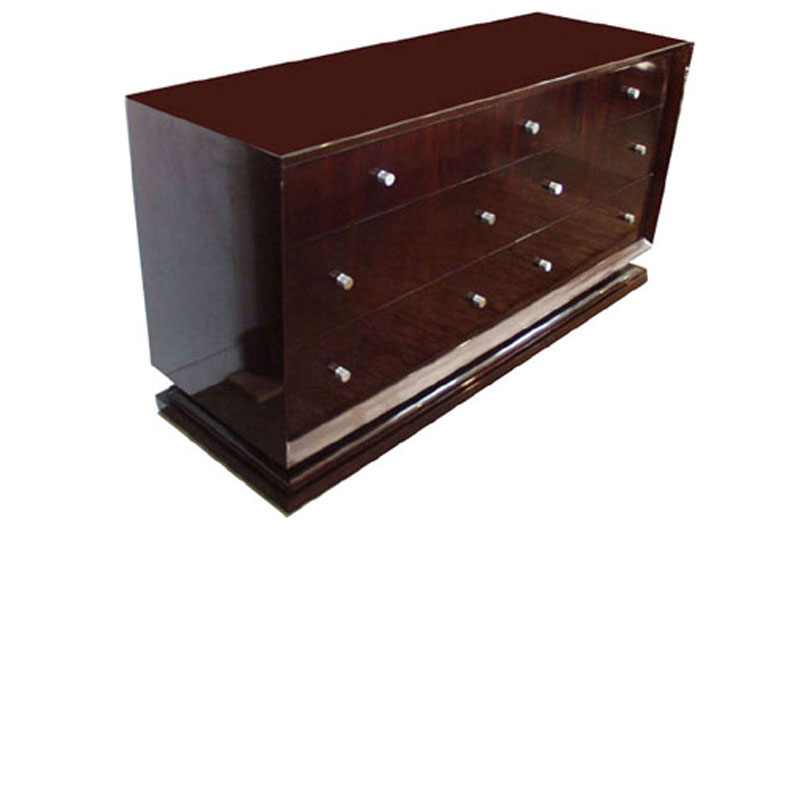 The VW Dresser, Lacquered Mahogany