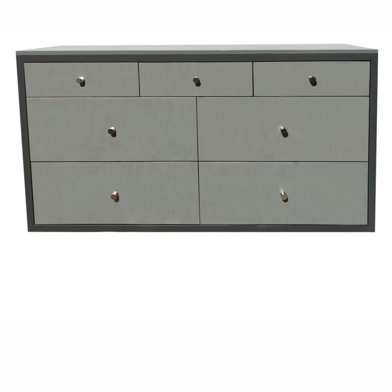 The VW Console Dresser, 7 Drawers