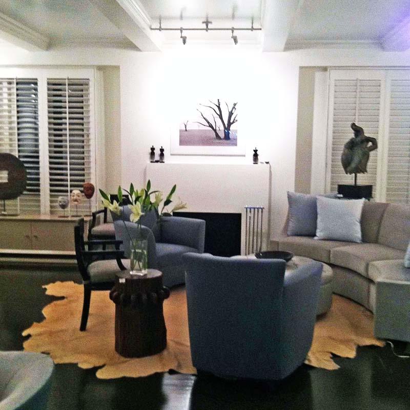 Park Avenue Residence - Living Room