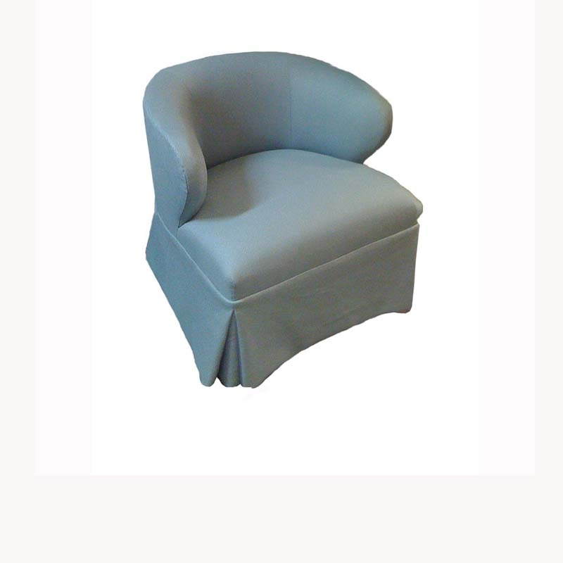 Thom Armchair with Skirt