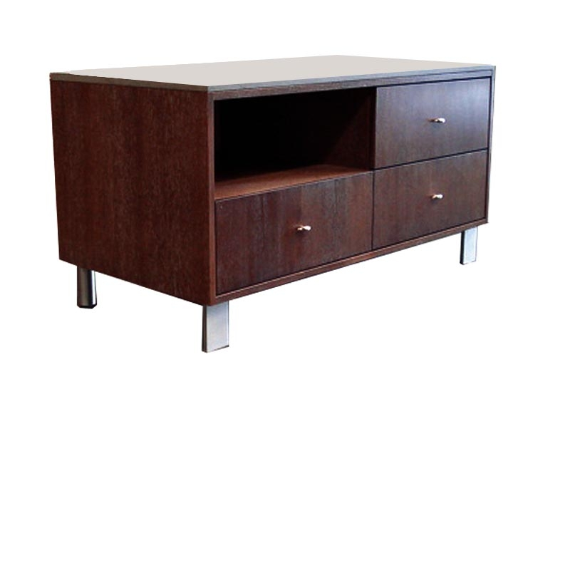 The VW 3-Drawer Nightstand