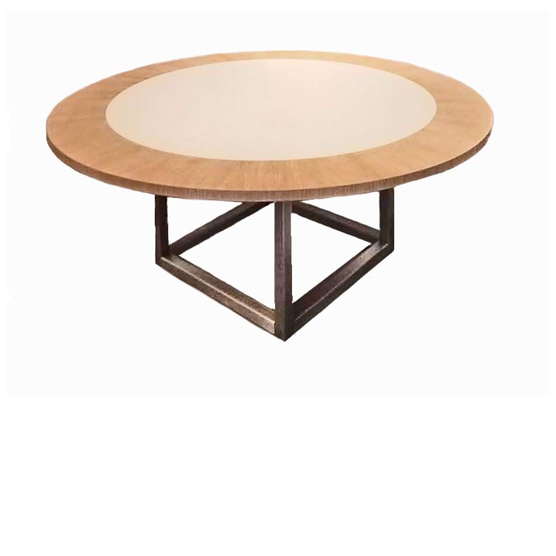 The VW Round Dining Table